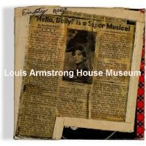 Image of 1987.3.0586 - [Reel-to-reel tape recorded by Louis Armstrong]