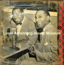 Image of 1987.3.0095 - [Reel-to-reel tape recorded by Louis Armstrong]