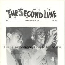 Image of 1987.6.151 - The Second Line - Fall 1978