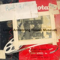 Image of 2003.197.23 - [Reel-to-reel tape recorded by Louis Armstrong]