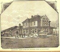 Image of Burlington, Cedar Rapids and N