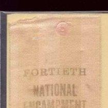 Image of 1944.002.00073 - Ribbon, Fraternal