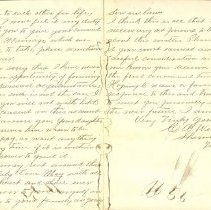 Image of Coutts-Wendt Letter inside