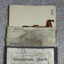 Image of 1958.005.00004 - Chart, Visual Acuity