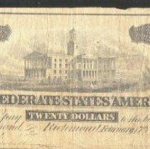 Image of 1958.039.00021 - Money, Paper
