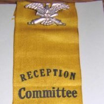 Image of 1967.003.00007 - Ribbon, Fraternal