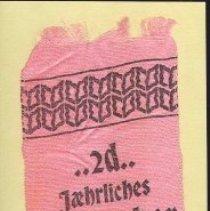 Image of 1967.020.00018 - Ribbon, Commemorative