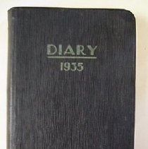 Image of 1980.017.03675 - Diary