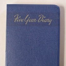 Image of 1980.017.03690 - Diary