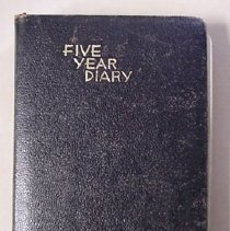 Image of 1980.017.03692 - Diary