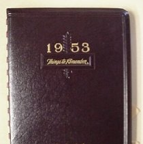 Image of 1980.017.03698 - Diary