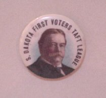 Image of 1984.043.00046 - Button, Campaign