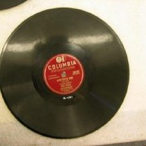Image of 1986.038.00907 - Record, Phonograph