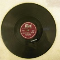 Image of 1986.038.01572 - Record, Phonograph
