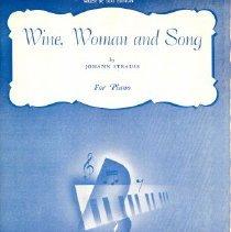 Image of 1986.038.02343 - Music, Sheet