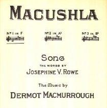 Image of 1986.038.02369 - Music, Sheet