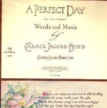 Image of 1986.038.02377 - Music, Sheet