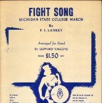 Image of 1986.038.02393 - Music, Sheet