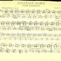Image of 1986.038.02414 - Music, Sheet