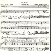 Image of Pussy Willows-Sheet Music
