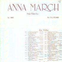 Image of 1995.020.00009 - Music, Sheet