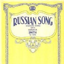Image of 1995.020.00023 - Music, Sheet