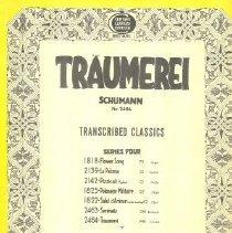 Image of 1995.020.00024 - Music, Sheet
