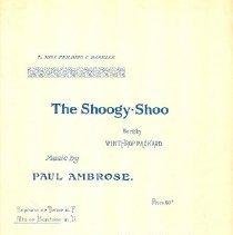 Image of 1995.020.00032 - Music, Sheet