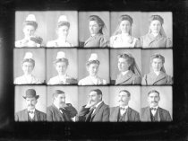 Image of 1995.029.00079 - Negative, Glass Plate