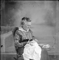 Image of 2003.046.00043 - Negative, Glass Plate