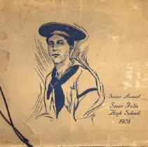 Image of Booklet, Sioux Falls High Scho