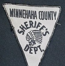 Image of Sheriff's Department Patch