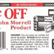 Image of 2006.042.00003 - Coupon