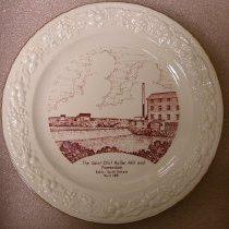 Image of 2007.030.00002 - Plate, Commemorative