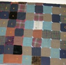 Image of 2008.067.00001 - Quilt