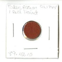 Image of 1989.042.00010 - Token, Ration