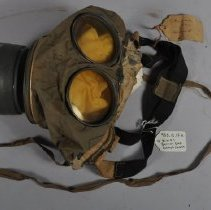 Image of German Gas Mask (full view)