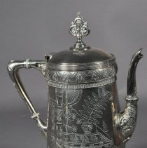 Image of Pot, Hot-water