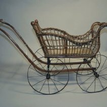 Image of Carriage, Doll