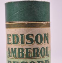 Image of Cardboard Storage Tube for Edison Amberol Record