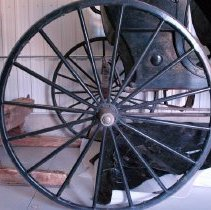 Image of Surrey - back right wheel