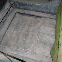 Image of Cutter - interior floor