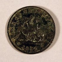 Image of 1852 Bank of Upper Canada Token