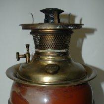 Image of 1959.049.001abc - Lamp, Kerosene