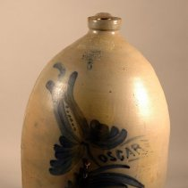 "Image of 5 Gallon Pottery Jug by ""Oscar"""