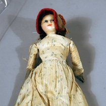 Image of 1961.063.001ab - Doll