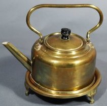 Image of 1968.014.001abc - Teakettle