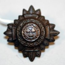 Image of 1968.056.037 - Badge, Military