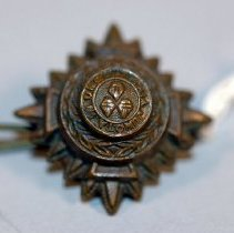 Image of 1968.056.039 - Badge, Military