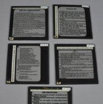 Image of 1970.003.003abcdefghijkl - Transparency, Lantern Slide